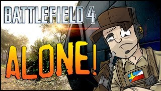 Battlefield 4 - Flood Zone - Alone!