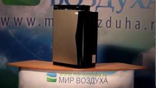 Daikin MCK75JVM-K (Обзор очистителя воздуха)