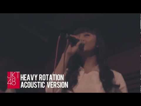 Heavy Rotation (acoustic)