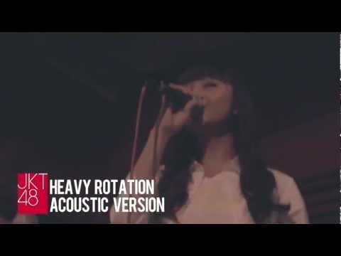 Heavy Rotation (acoustic)
