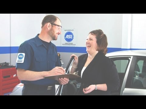 Why Car Owners Should Look For ASE Certified Technicians