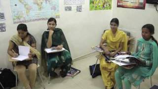 Learn English at ILSC New Delhi -- Studying English through the 'Learn to Earn' Program