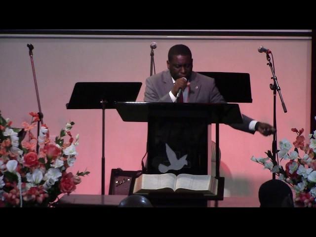 (10-15-17) Men's Day Celebration - What Happens When You Pray - Guest Pastor, Bishop James Taylor