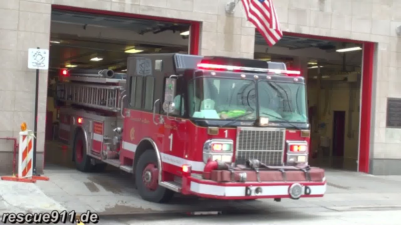 Chicago Fire Engine 1 Cfd Youtube