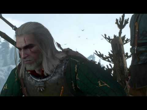 The Witcher 3 Wild Hunt All Beards And Hairstyles Youtube