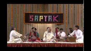 Saptak Annual Music Festival - 2014 - Pt.Jasraj