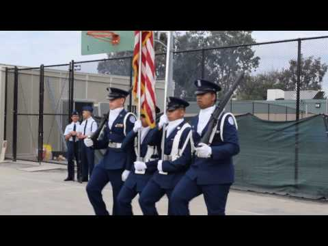 CA-861 | Silver Creek Drill Meet, Varsity Color Guard