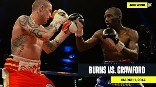 FULL FIGHT | Ricky Burns vs. Terence Crawford (DAZN REWIND)