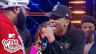Chico Bean Gets Into A Brawl w/ Michael Rainey Jr. 😱 ft. Jimmy O. Yang | Wild 'N Out | #Wildstyle