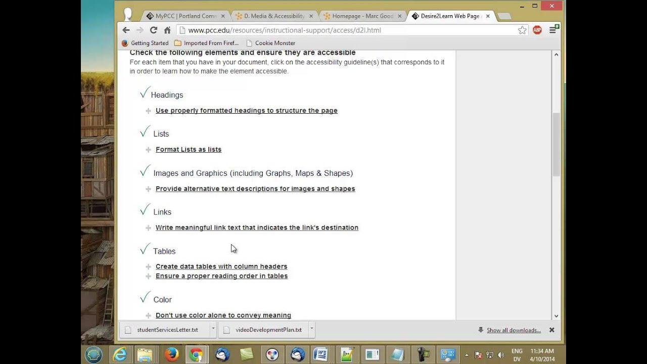 Accessibility Survival Guide for CS/CIS/CAS Instructors