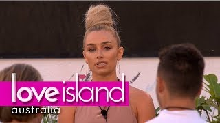 The full saga of Cassidy, Grant and Tayla | Love Island Australia 2018