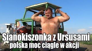 Sianokiszonka 2019 z Ursusami – Polska moc i Rafał strongman w akcji!