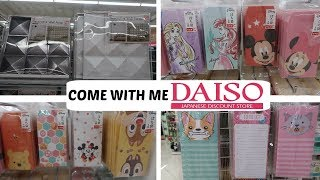 DAISO JAPANESE DOLLAR STORE* COME WITH ME