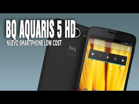 bq-aquaris-5-hd,-precio,-características-e-impresiones