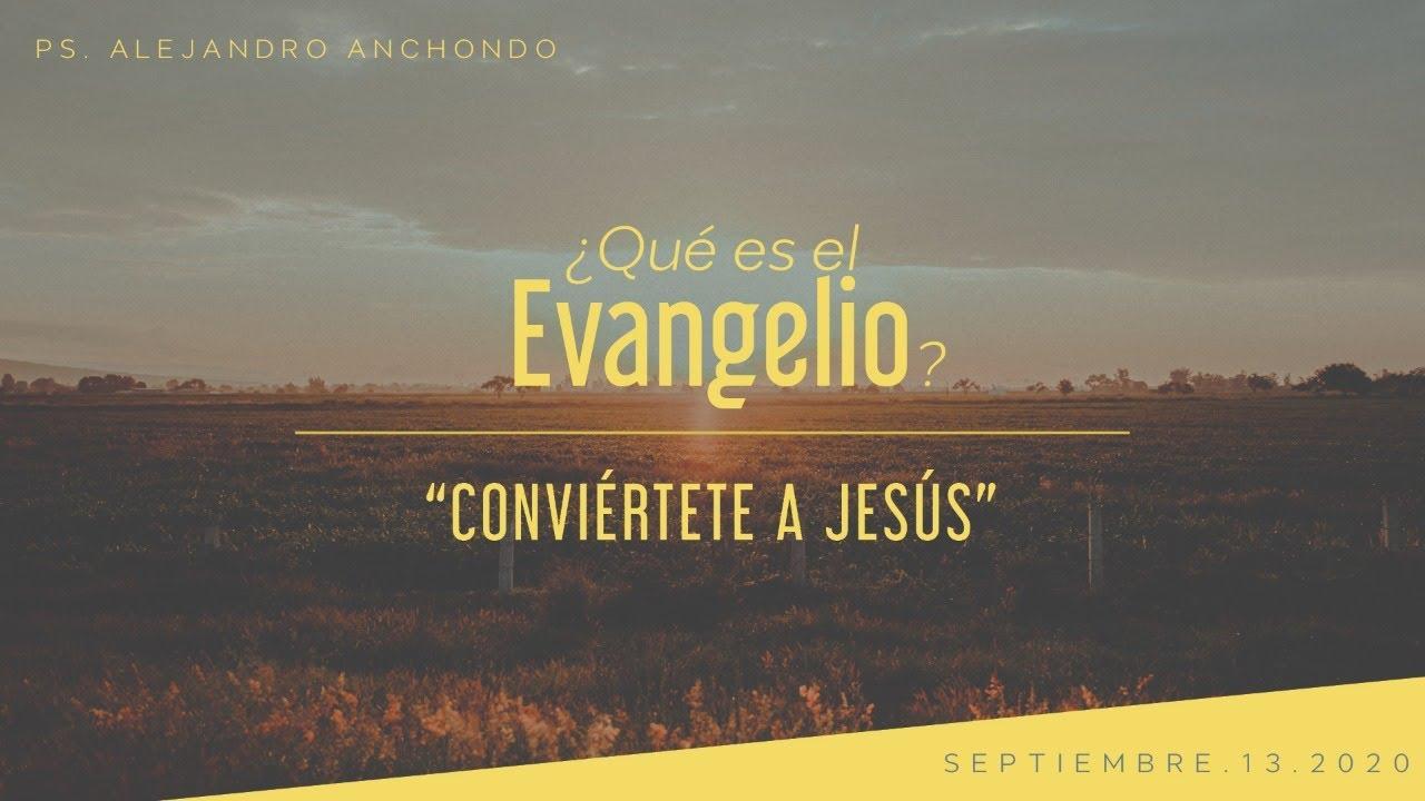 (En Vivo) 08 / Conviértete a Jesús  (Ps. Alejando Anchondo)