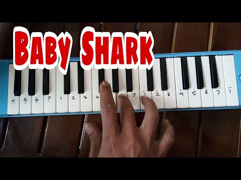 Baby Shark - Pianika