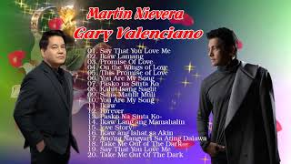 Martin Nievera, Gary Valenciano Nonstop Songs   Best OPM Tagalog Love Songs Playlist 2021