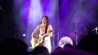 The Darkness - We Are the Guitar Men // Pustervik, Gothenburg 2020