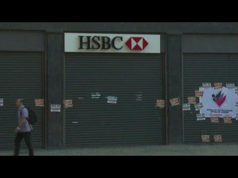 HSBC to axe 35,000 jobs in radical overhaul of bank
