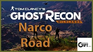 PC Ghost Recon Wildlands: Narco Road expansion