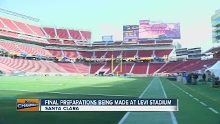 Inside Levi s Stadium where Super Bowl 50 will be played