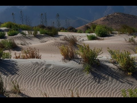Geopark Spain: Cabo de Gata Natural Park in Almeria, Spain (in Spanish)