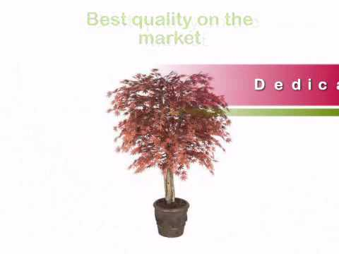 Famous Outdoor Artificial Japanese Maple Tree | 5 foot with Natural  IB21