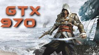 Assassins Creed IV Black Flag GTX 970 OC   1080p (SMAA - 8x MSAA) FRAME-RATE TEST(, 2014-10-10T00:24:25.000Z)