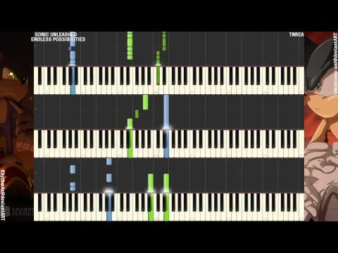 Sonic Unleashed - Endless Possibilities | Awesome for Piano