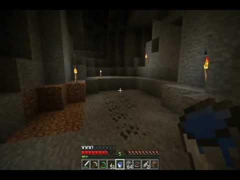 Minecraft Ocean Map: Episode 5 (Diamond Mining)