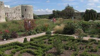 Le Château d'Hardelot mêle Culture, France et Royaume-Uni