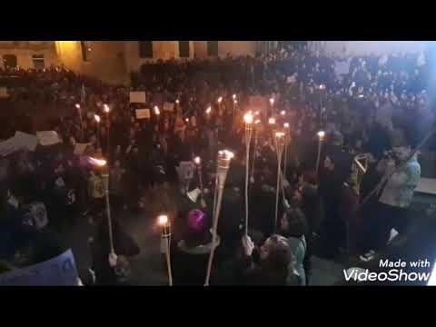 Las mujeres levantan la voz en Lugo