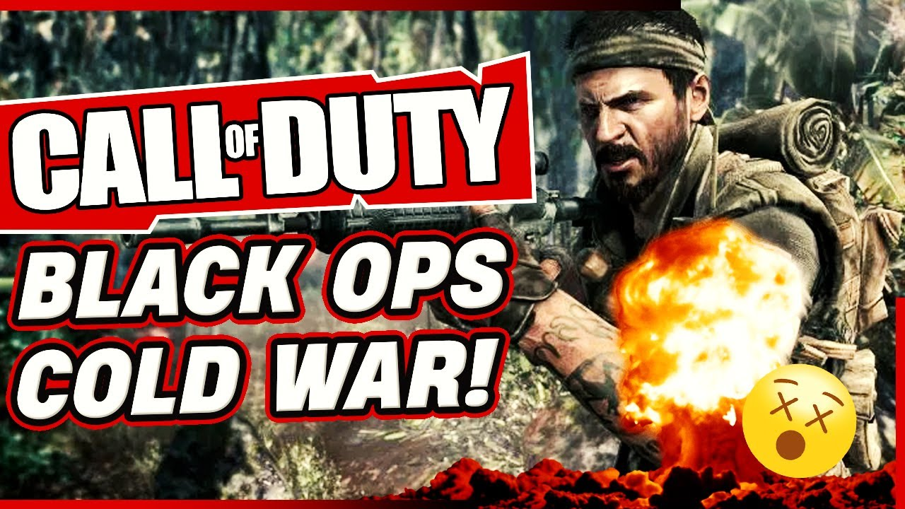 Cod 2020 Black Ops Cold War Release Date Reveal Date Info Call Of Duty 2020 Name Leaked Youtube