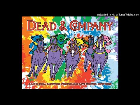 "Dead & Company – ""Here Comes Sunshine"" (SPAC, 6/21/16)"