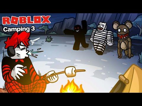 Roblox : Camping 3 (เนื้อเรื่อง) 🏕️ ตั้งแคมป์แล้วเจอผีไล่ฆ่า ภาคที่ 3 !!!