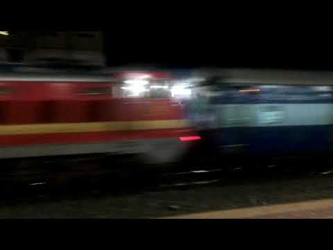 Sanghamitra SF exp furiously skipping KMT with ET WAP-4 22876