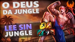 O DEUS DA JUNGLE - LEE SIN INSECS JUNGLE GAMEPLAY [PT-BR]