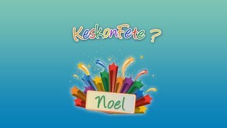 Keskonfete - Noël (What are we celebrating ? - Christmas)