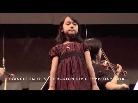Frances Smith & The Boston Civic Symphony