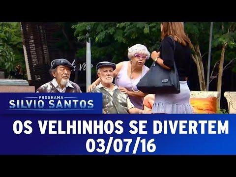 Os Velhinhos Se Divertem - 03/07/16