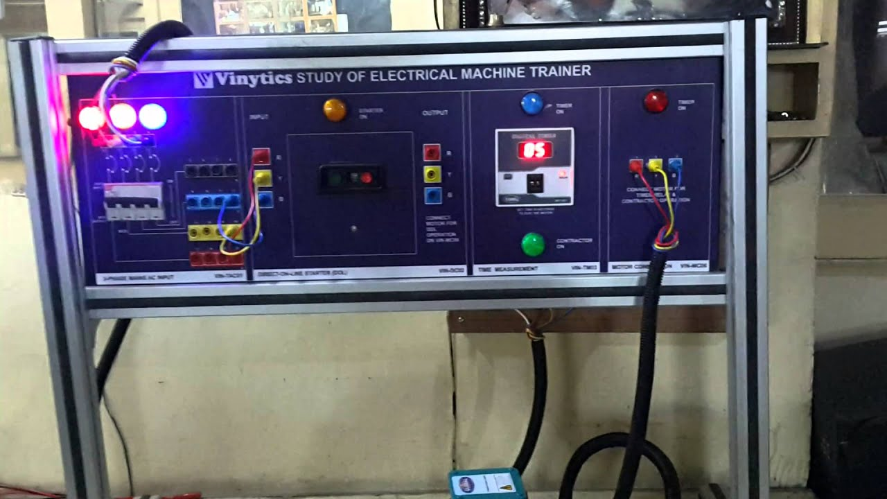 Learn Electrical Wiring Online Free - Block And Schematic Diagrams •