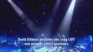 David Gilmour - Remember That Night Trailer