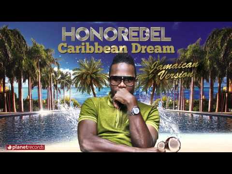 HONOREBEL - Caribbean Dream (Jamaican Main Version) -  music from ZUMBA FITNESS WORLD PARTY