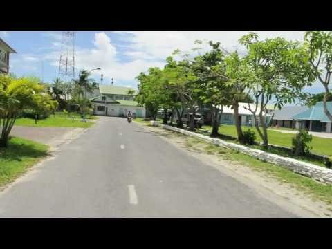 Tuvalu by bicycle #1