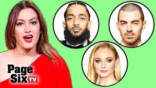 6 Stars Who Skipped College, Nipsey Hussle's Killer, Sophie Turner & Joe Jonas | Page Six TV