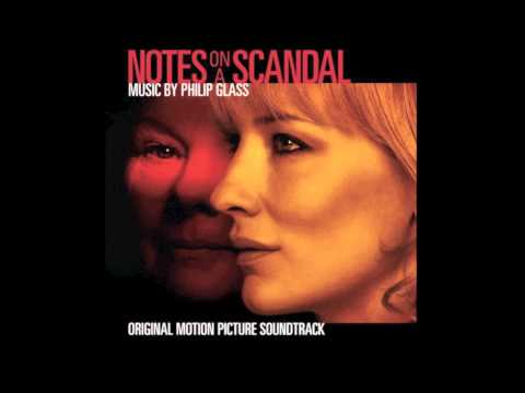 Notes On A Scandal Soundtrack - 16 - Betrayal - Philip Glass