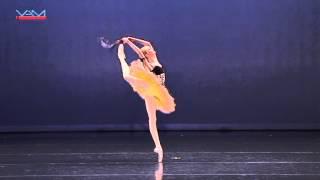 Olivia Hamilton - La Esmeralda - YAGP Denver 2013