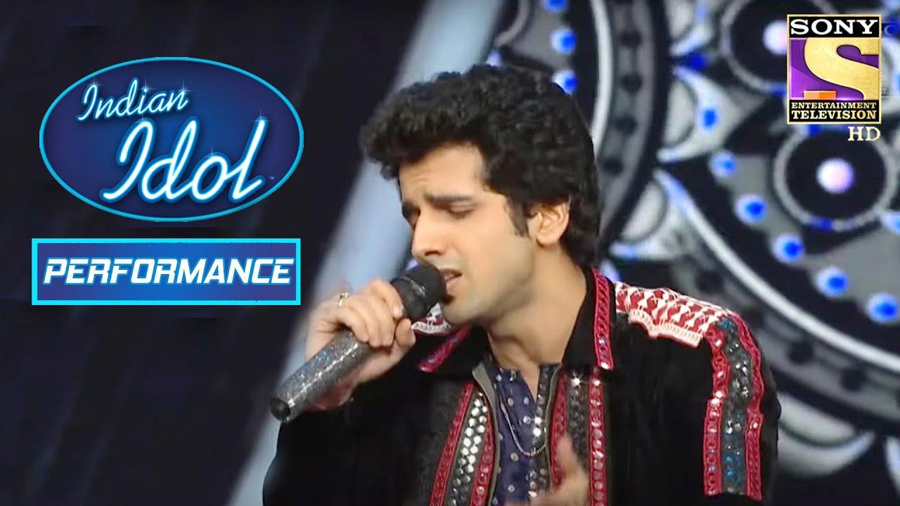 Download Ankush ने दिया 'O Sheronwali' पे Spiritual Performance   Indian Idol Season 10