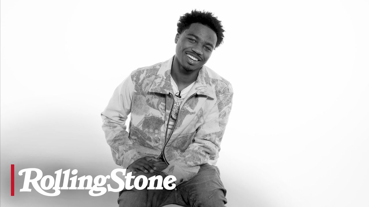 The First Time: Roddy Ricch