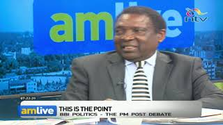 The biggest campaign for 2022 is the BBI - Herman Manyora